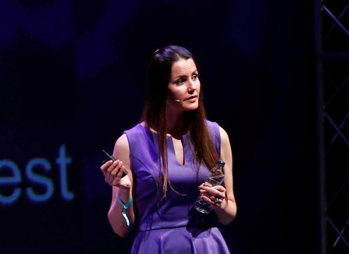 Dr Nora Khaldi, Nuritas