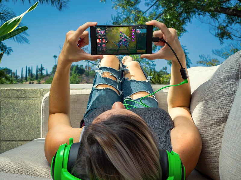Razer launches Android smartphone geared towards gamers