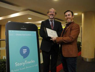 StoryTracks is on an epic mission to bring local stories to life