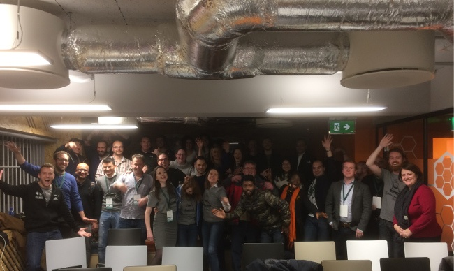 The numbers add up at Startup Weekend Dublin's fintech edition