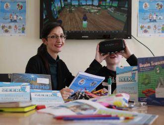 Zeeko secures €100,000 to pioneer research into impact of VR on children's health