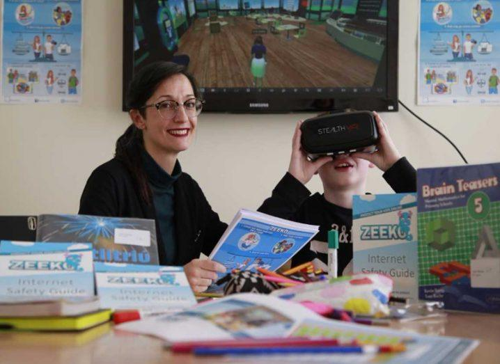 Zeeko secures €100,000 to pioneer research into VR and children's health