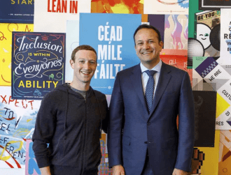 Facebook CEO Mark Zuckerberg confirms 'hundreds' of new jobs for Ireland next year