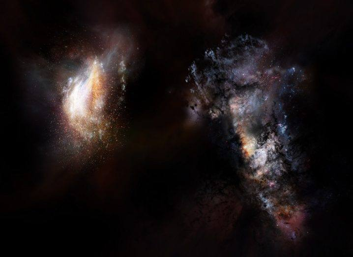 Dark matter galaxies