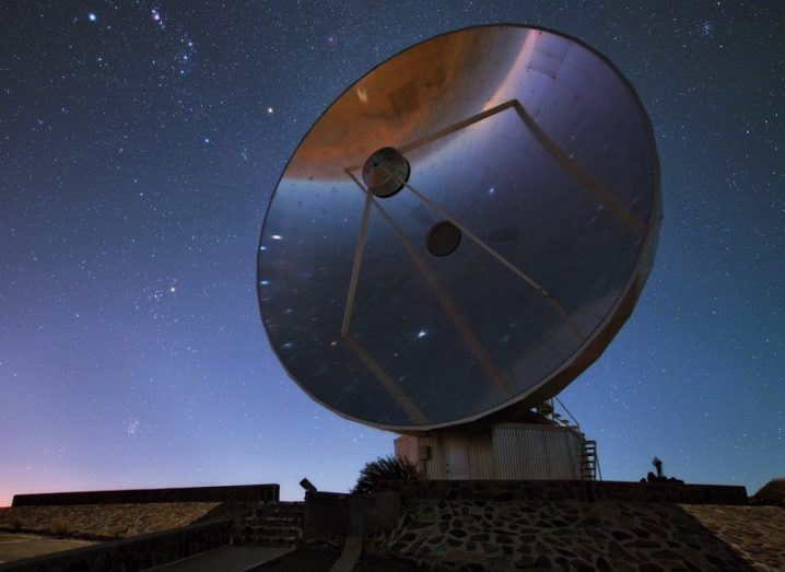 Deaf astronomy