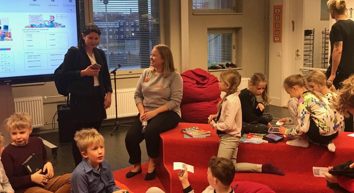 Inside a Finnish school: What Finland can teach the world