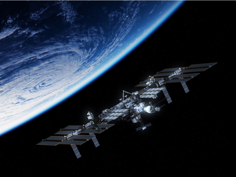 iss space station - photo #9