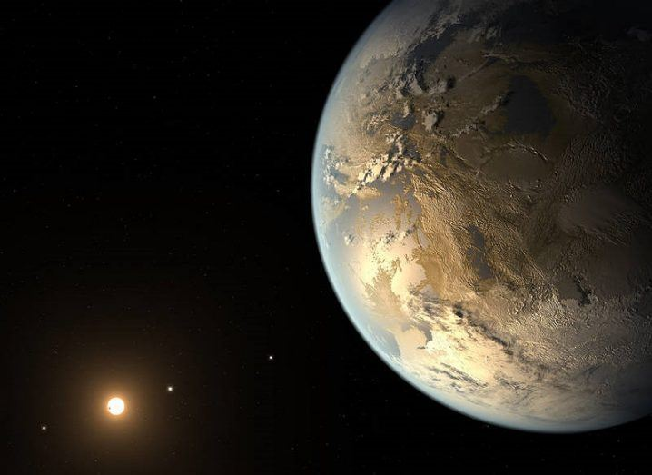 NASA announcement Kepler