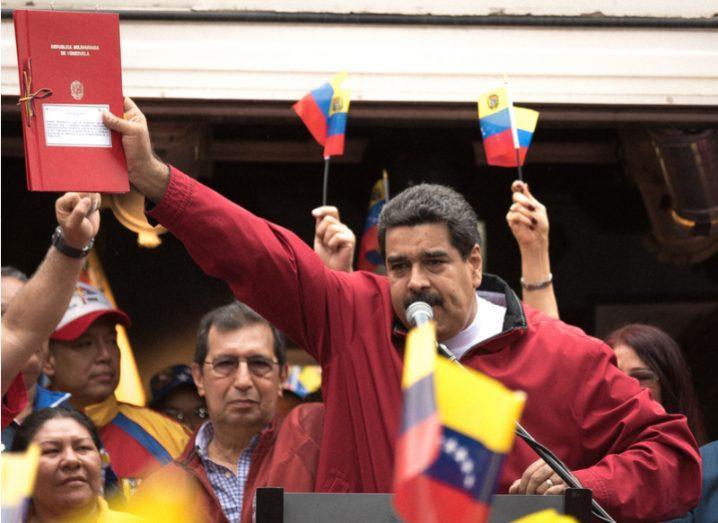 Venezuela cryptocurrency