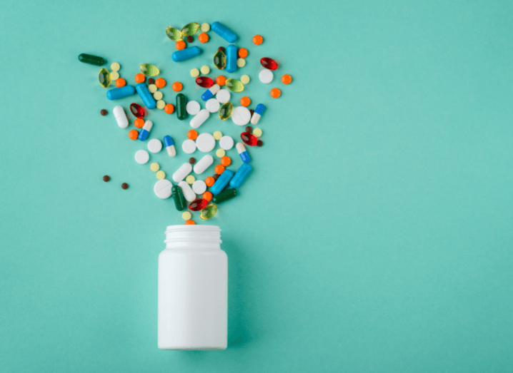 IoT pill bottle