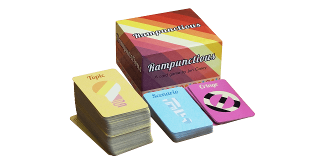 Gift ideas: Rampunctious