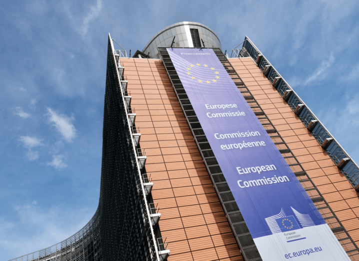 Office of the EU Commission, Brussels.