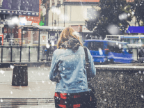 How to survive work during winter