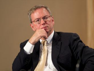 Eric Schmidt to step down as executive chair of Alphabet