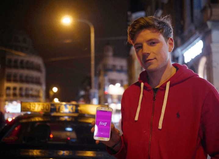Entrepreneurs' 'Flag' app will get merrymakers home safely this Christmas