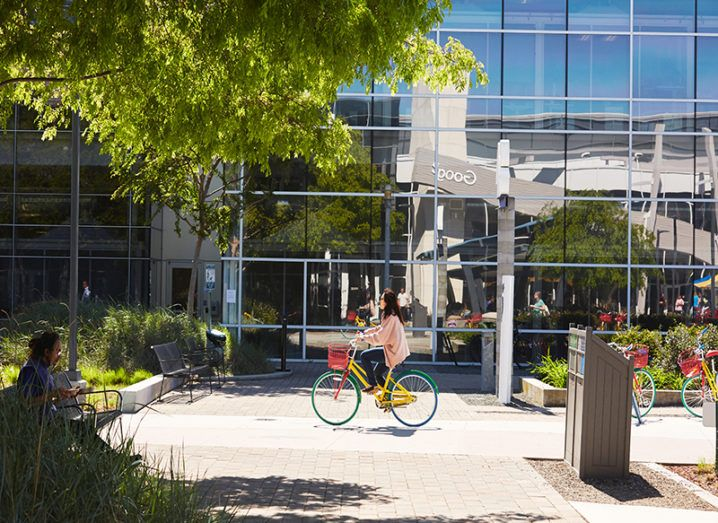 Google is in trouble for alleged gender discrimination