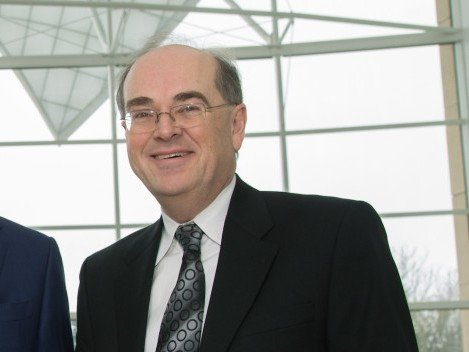 Prof Adrian Raftery, University of Washington. Image: SFI
