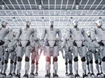 Young workers' jobs could be wiped out by automation by the 2030s
