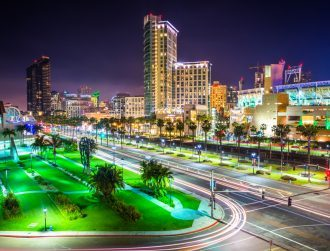 Silicon and the city: Irish IoT firm lights up smart San Diego