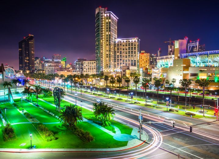 Silicon and the city: Irish IoT firm lights up streets of San Diego