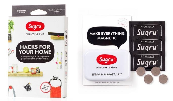 8 cool gift ideas for a grown-up geek: Sugru