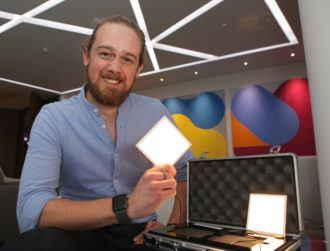 Lightly Technologies in spotlight with William Fry entrepreneur award