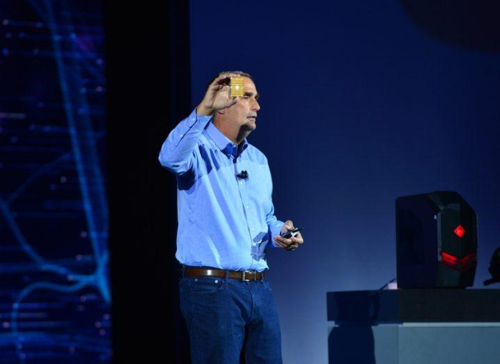 Intel CEO Krzanich downplays Meltdown and Spectre threats