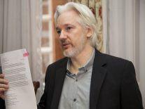 Ecuador gives Julian Assange citizenship after five-year embassy stay