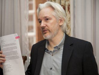 Ecuador gives Julian Assange citizenship after five-year embassy stay