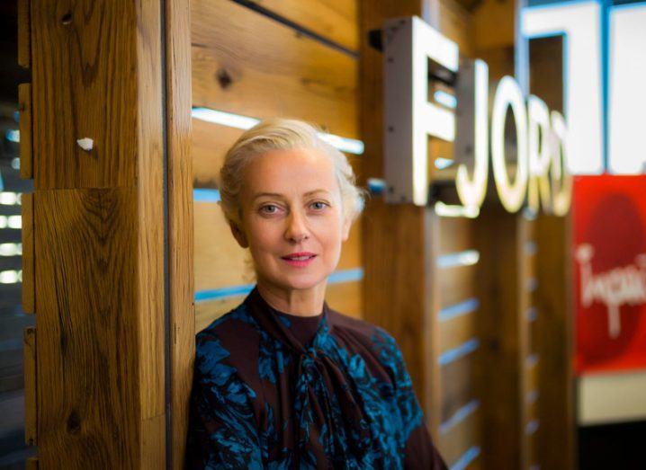 Lorna Ross, director, Fjord Studio. Image: Accenture