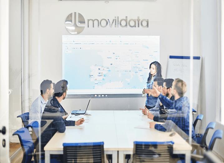 Movildata Internacional Verizon Telematics