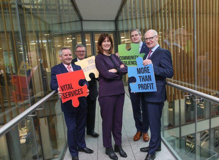 New €1.6m fund to back social entrepreneurs