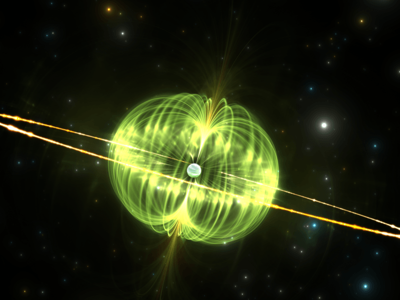 Bizarre merger of neutron stars might be 'cocooning' itself in hot gas