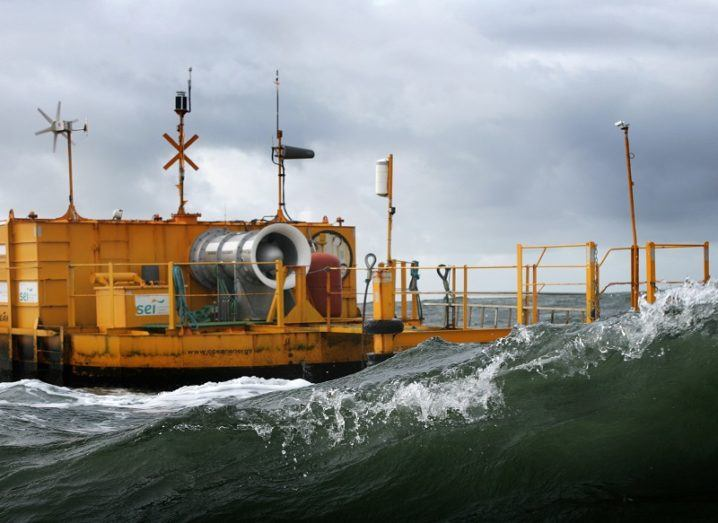 Bonanza of multimillion ocean energy deals signed for Ireland