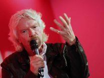 Virgin's Richard Branson reveals the highs and lows of an entrepreneur's life