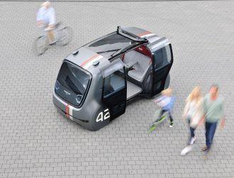 Rising autonomous car start-up to partner with Hyundai and VW