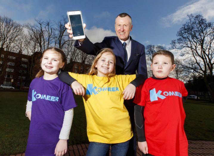 Komeer helps schools to keep parents in the loop