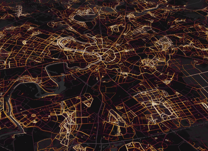 Strava global heatmap might be too hot to handle for the military
