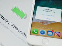 Tim Cook says future iOS update will remedy battery performance issues