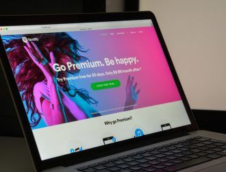 Spotify takes first step towards US market listing