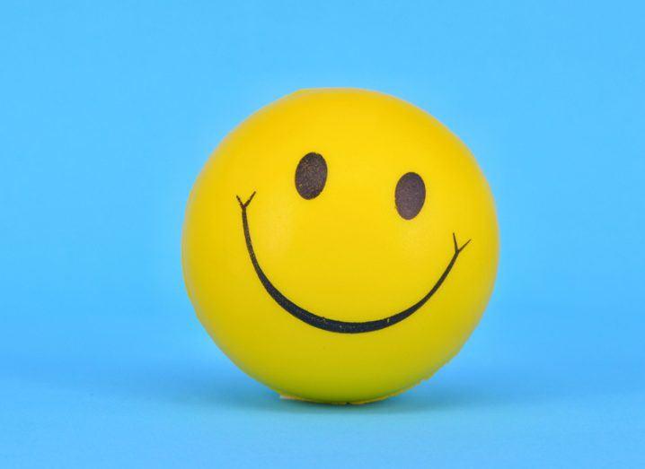 GDPR happy face