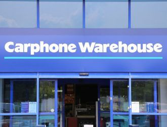 Carphone Warehouse hit with £400,000 fine over data breach