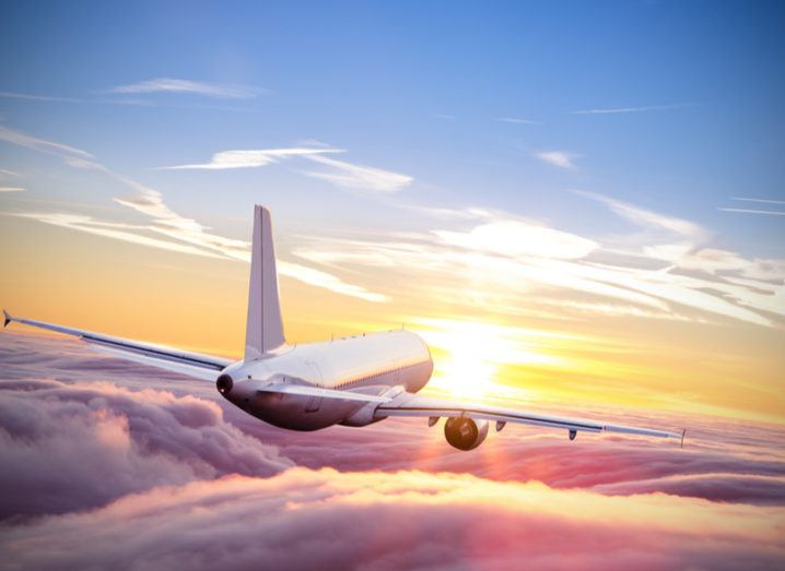aviation and blockchain