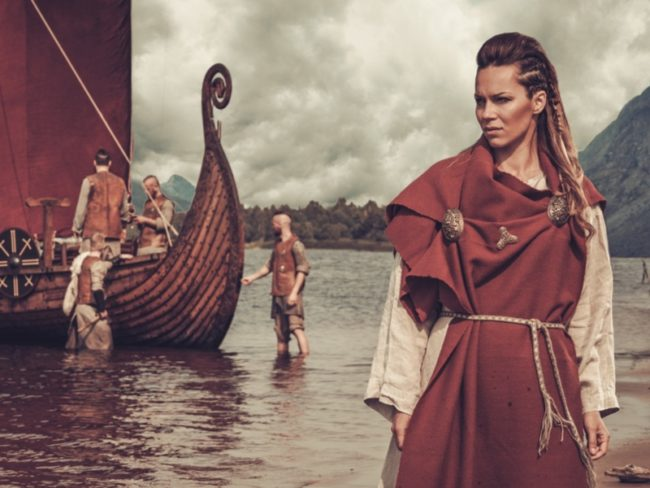 Irish and British people have much more Viking DNA than we thought