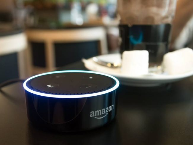 Hey Alexa, Amazon's Echo has arrived in Ireland with some sound apps