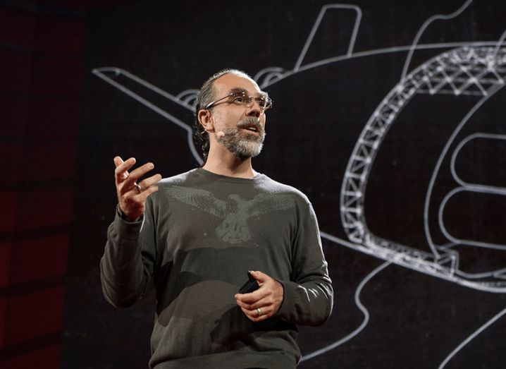 Astro Teller of X Development