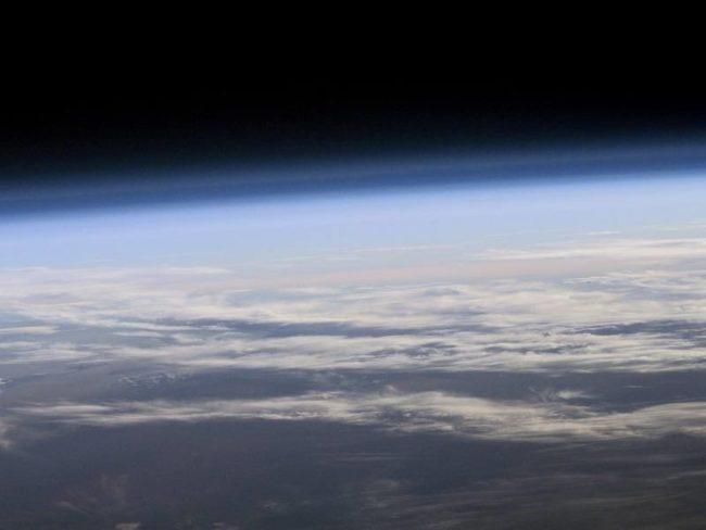 Ozone atmosphere