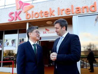 South Korean firm SK Biotek invests in Irish pharma campus
