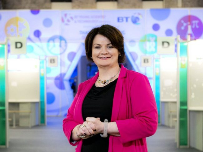 Meet the woman running the show at BT Young Scientist