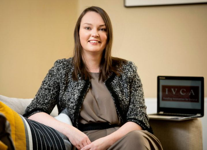 Sara-Jane Larkin named new DG of Irish Venture Capital Association